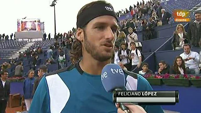 """Feliciano López: """"Estoy en una posición privilegiada en el ránking"""""""