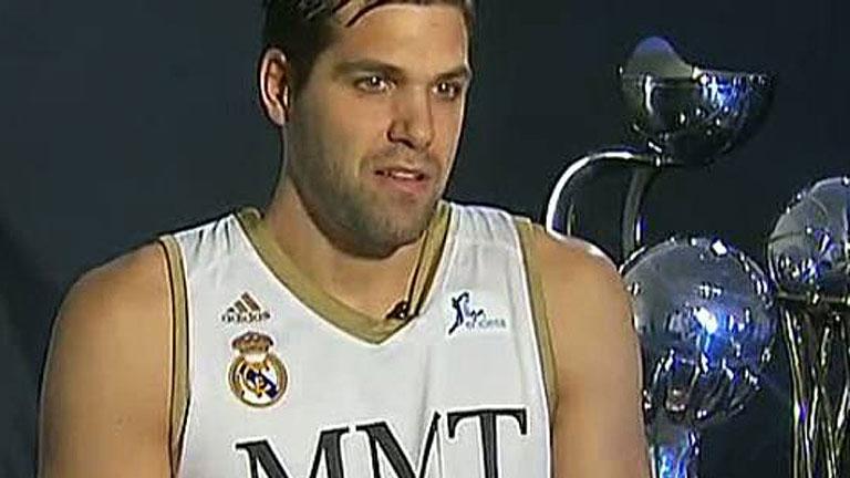 Felipe Reyes cumple 500 partidos en Liga