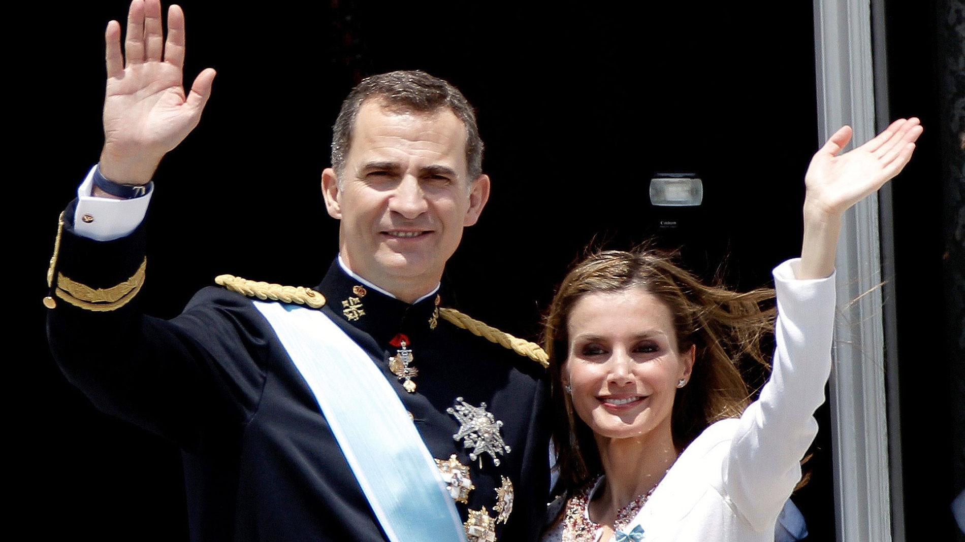 Felipe VI cumple 50 años entre grandes desafíos