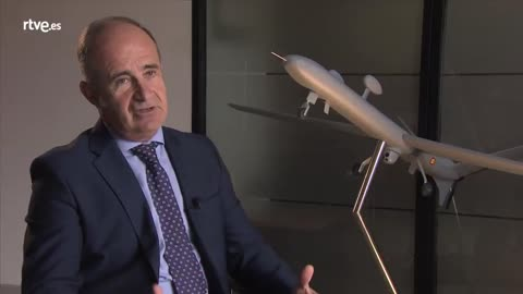 Félix Fernández Merino / Director Departamento UAS de Airbus en España