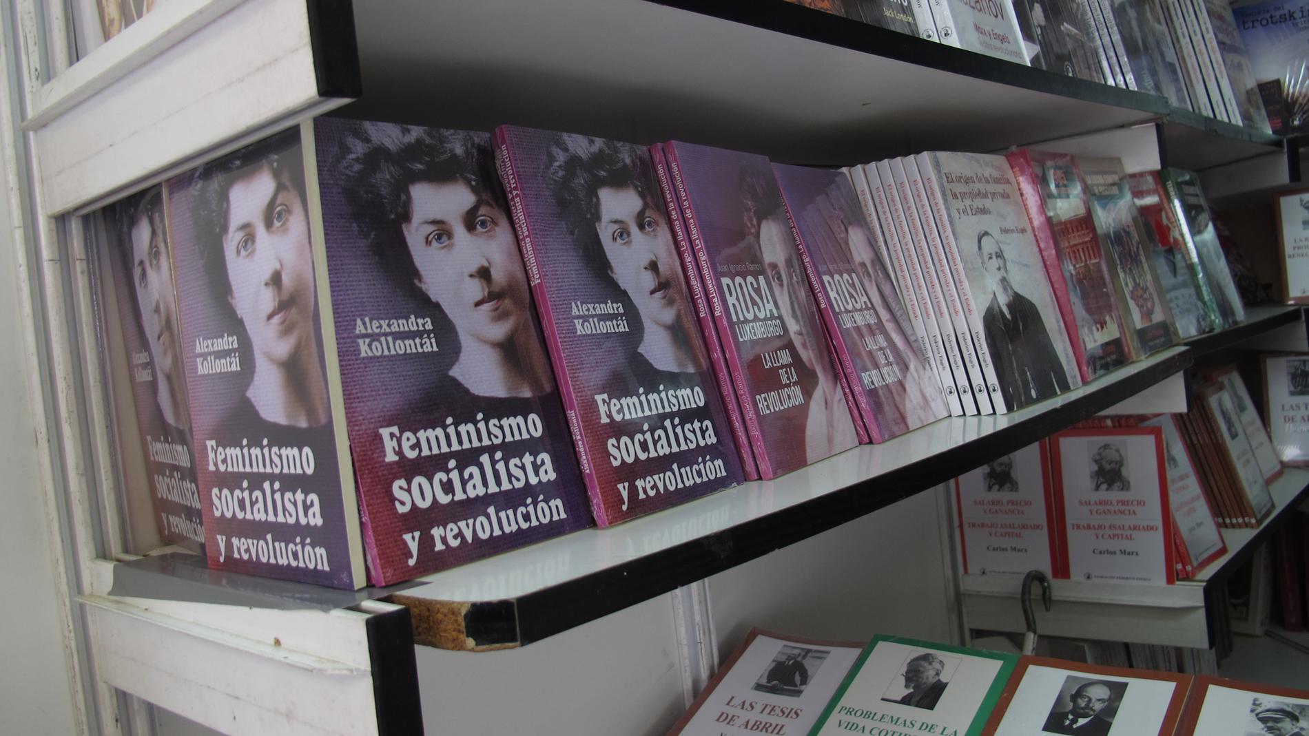 La Feria del Libro comienza y pretende reconocer la importancia de las mujeres en el sector