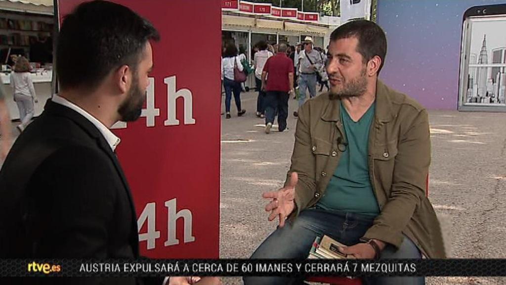 Feria del Libro - David Vicente