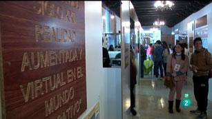La Aventura del Saber. TVE. Feria de la Educación de Almagro