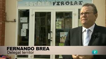 Vespre a La 2 - Fernando Brea,  delegat del govern a Barcelona