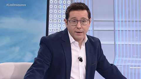 Los desayunos de TVE - Fernando López Miras, presidente de Murcia