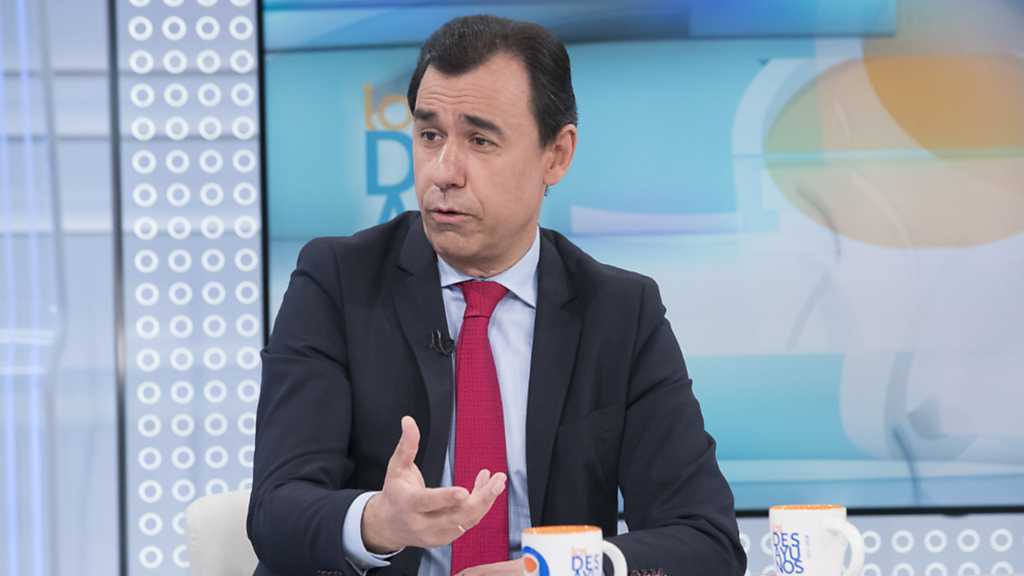 Los desayunos de TVE - Fernando Martínez-Maíllo, coordinador general del Partido Popular