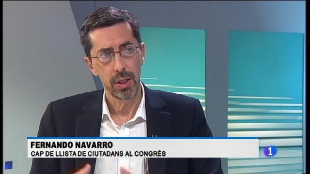 Fernando Navarro, Ciutadans
