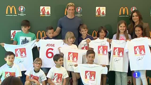"""Fernando Torres: """"Todos queremos que se quede Simeone"""""""