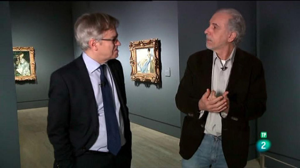Atención Obras - Fernando Trueba habla de Renoir
