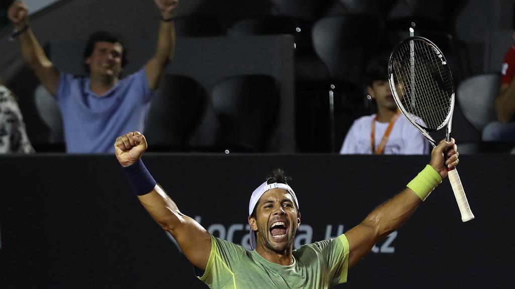 Fernando Verdasco disputará la final de Río de Janeiro