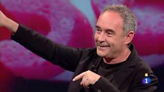 Entrevista a la carta - Ferran Adrià