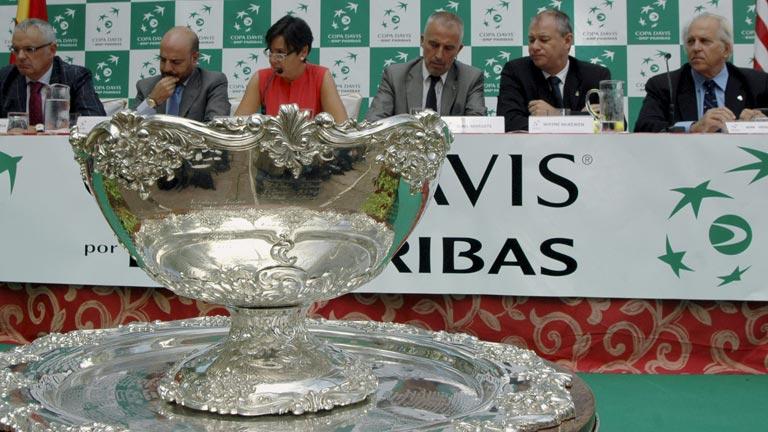 Ferrer vs Querry, primer partido de la semifinal de la Copa Davis