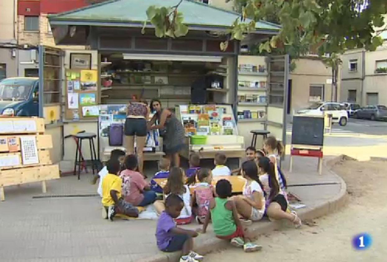 FES KIOSK. La segona vida del kiosk de la plaça Generalitat de Sant Boi de Llobregat