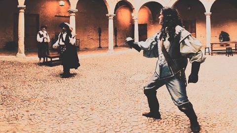 Vive Almagro Experiencia 360º, un homenaje al teatro clasico y a los 40 años del Festival