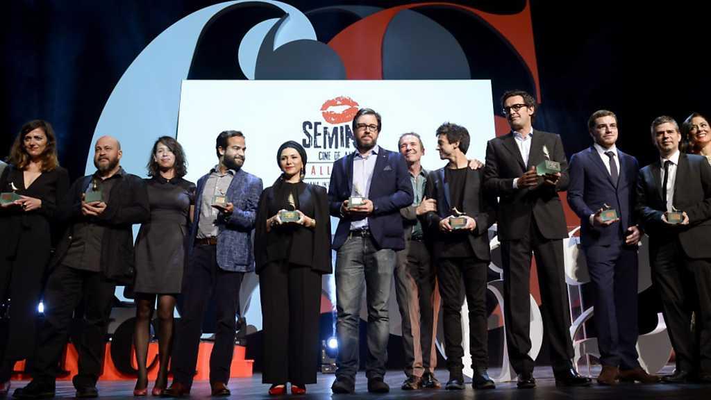 Festival de cine de Valladolid 2017 - Gala de clausura