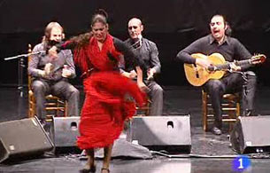 Festival flamenco en Puertollano