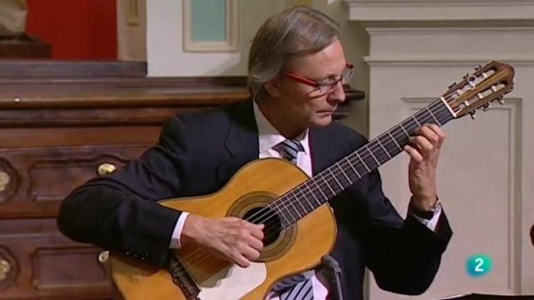 Los conciertos de La 2 - Festival Int. de Guitarra Andrés Segovia