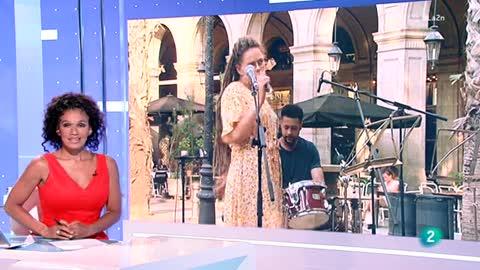 Festival Mas i Mas Barcelona - La 2 Noticias