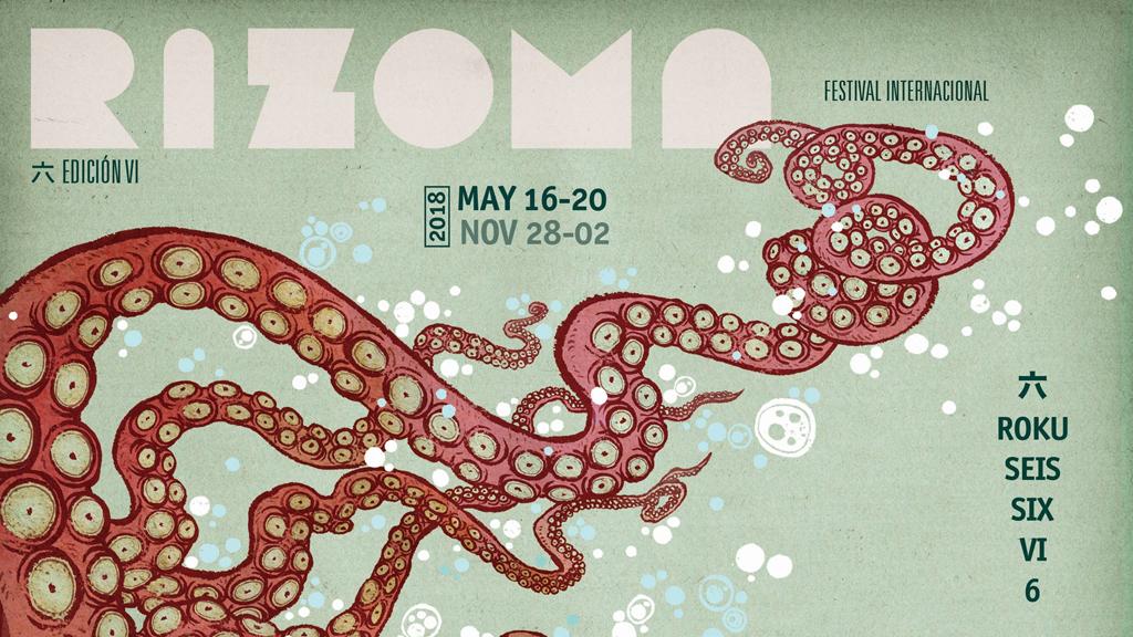 El festival RIZOMA presenta estrenos  de cine europeos y actividades multidisciplinares