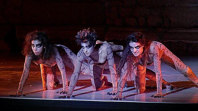 UNED - El Festival de Teatro Clásico de Mérida: entrevista de José Romera Castillo al director, Jesús Cimarro - 11/01/19