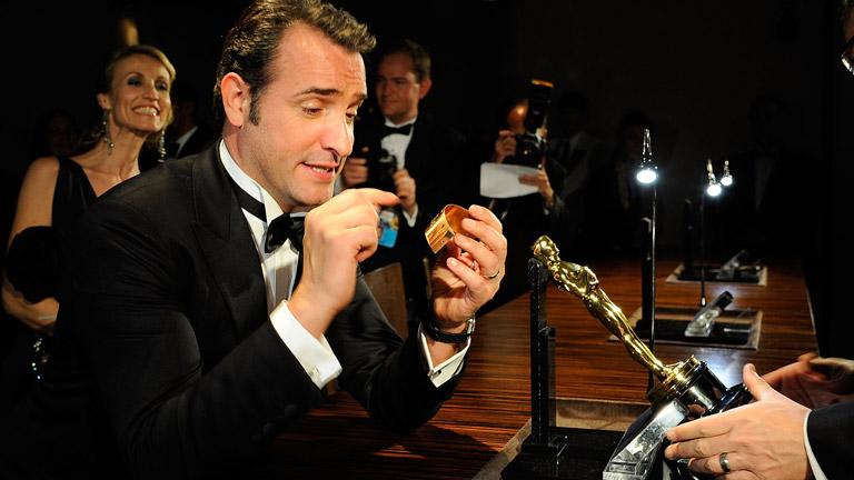 Así celebraron los ganadores el Oscar