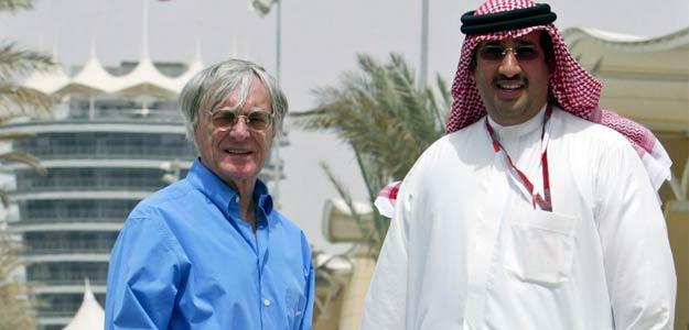 Bernie Ecclestone amplia un mes más su decisión sobre el GP de Bahrein  1298202924875