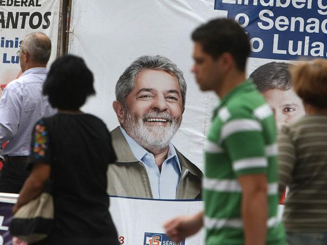 """Brasil, unas elecciones que pondrán fin a la """"Era Lula"""""""