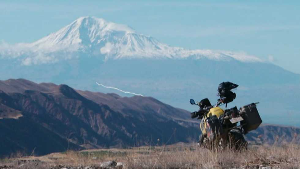 Diario de un nómada - Final ante el Ararat