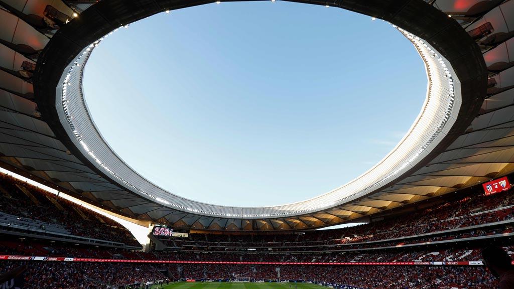 La final de la Champions 2019 se disputará en el Metropolitano