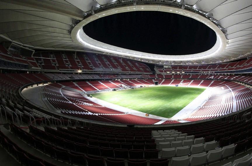 La final de Copa se disputará en el Wanda Metropolitano
