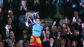 Final de la Copa de S.M. el Rey de fútbol 2011: Barcelona -Real Madrid