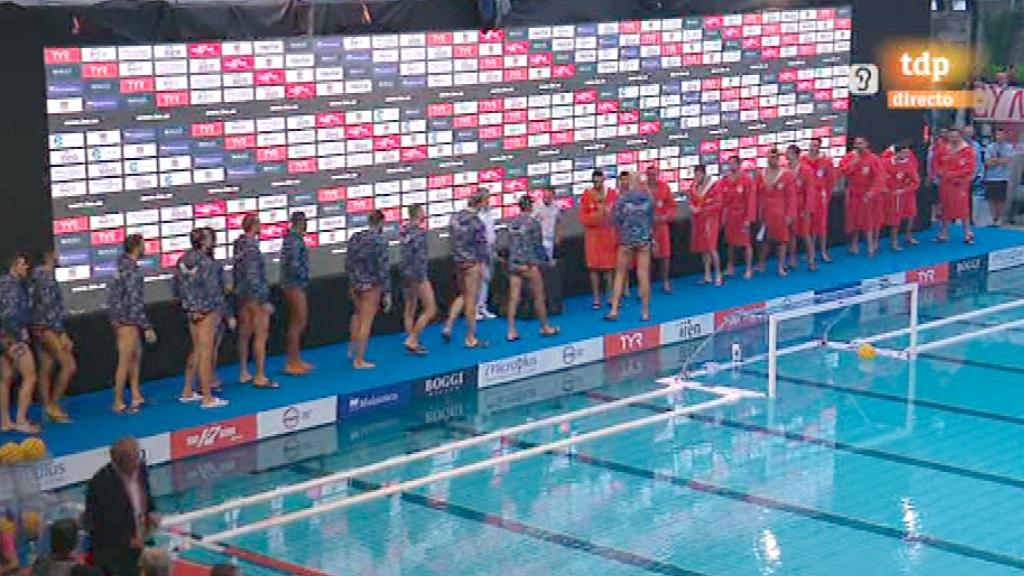 Waterpolo - Liga Europea Masculina Final Eight. Final: Olympiakos - Pro Recco