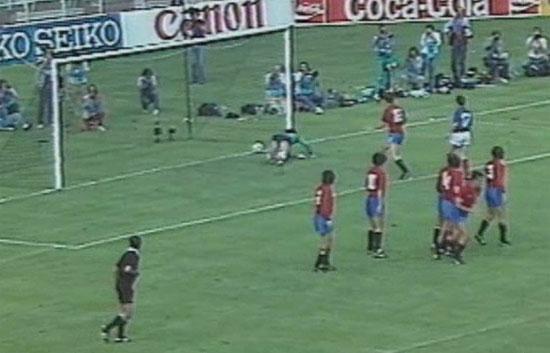 Final de la Eurocopa de 1984: Francia 2-0 España