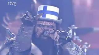 Final de Eurovisión 2006