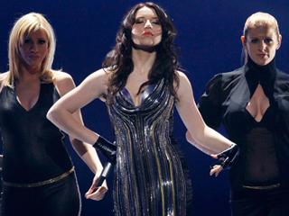 Final Eurovisión 2011 - Eslovenia