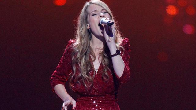 Final Eurovisión 2011 - Suiza