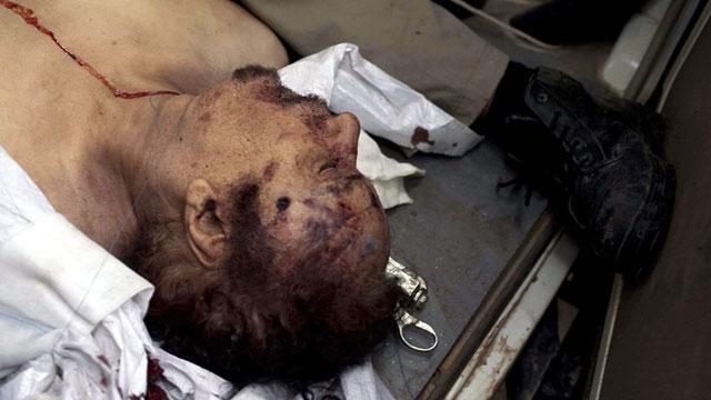 Informe Semanal: El final de Gadafi
