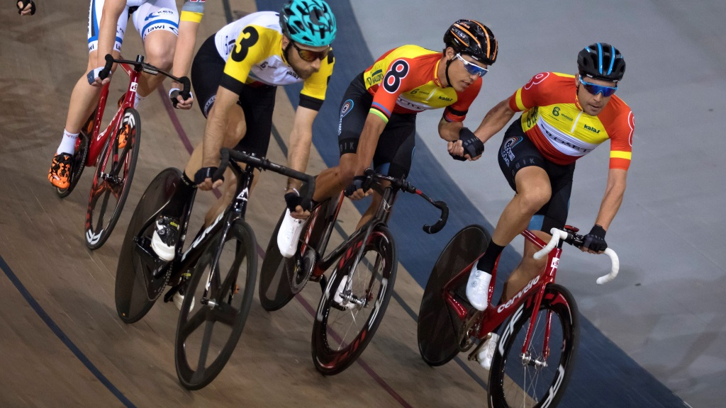 Ciclismo en Pista - Final 'Six Days Series' 2018