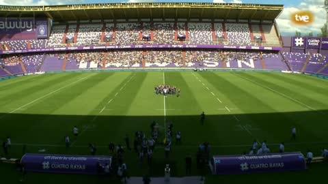 Rugby - Liga Nacional, división de honor. Final: VRAC Valladolid - CR El Salvador