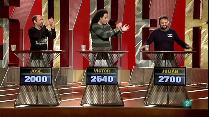Saber y ganar - Finalistas Magníficos 28/02/12