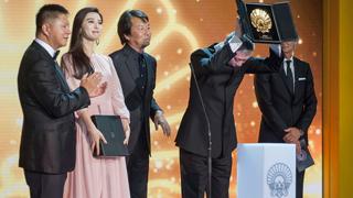 La china 'I'm not Madame Bovary' se lleva la Concha de Oro en el Festival de San Sebastián
