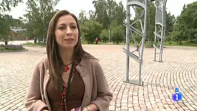 Españoles en el mundo - Finlandia - Ana Calles