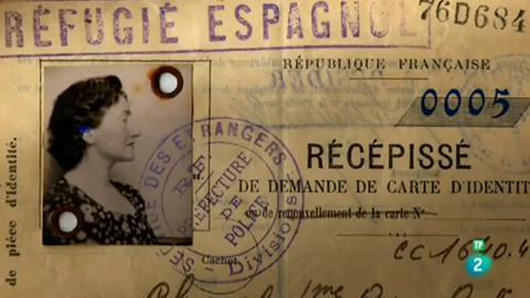 Cartas en el tiempo - Firmas de autor - Carta de Rosa Chacel a Anna Maria Moix, Río de Janeiro, 31 de diciembre de 1965