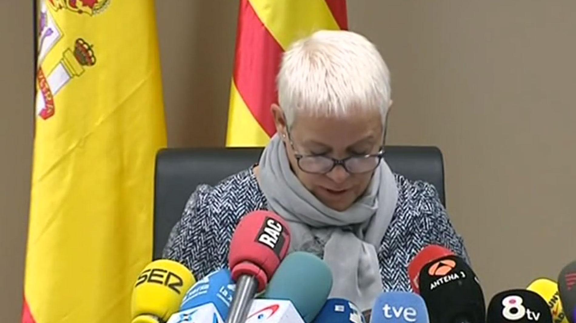 La fiscal jefa de Barcelona denuncia ante los Mossos allanamiento en uno de sus domicilios