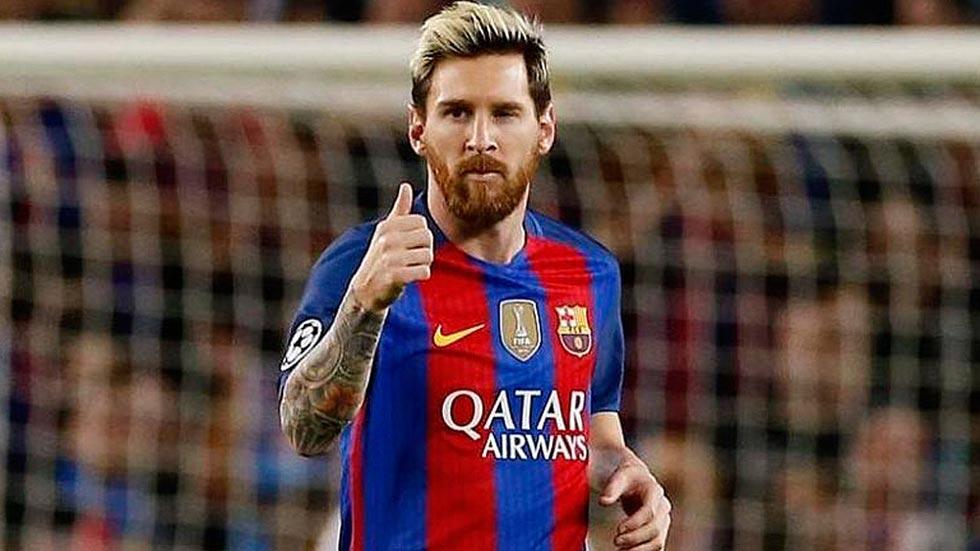 La Fiscalía acepta sustituir la condena a 21 meses de cárcel a Messi por una multa de 510.000 euros
