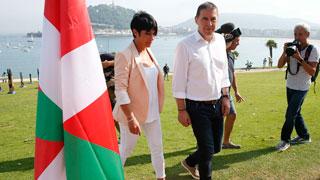 La Fiscalía vasca asegura que Arnaldo Otegi no podrá ser candidato en los comicios del 25S