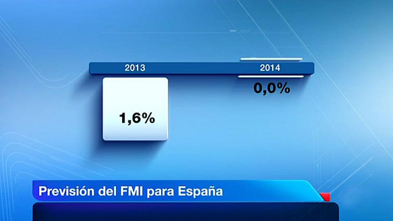 El FMI aplaza hasta 2015 la vuelta de España al crecimiento