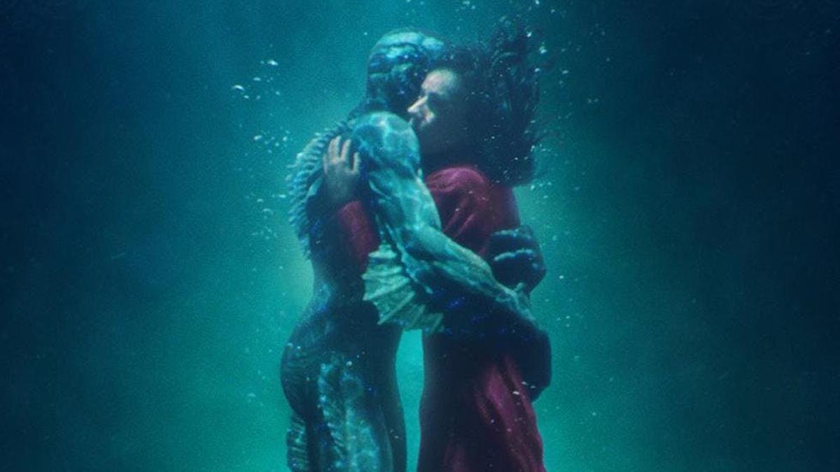 'La forma del agua' lidera las nominaciones a los Oscar con 13 candidaturas