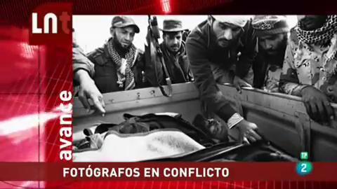 La noche temática - Fotógrafos en conflictos - avance