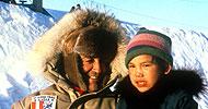 Fotos del rodaje de la serie en Alaska